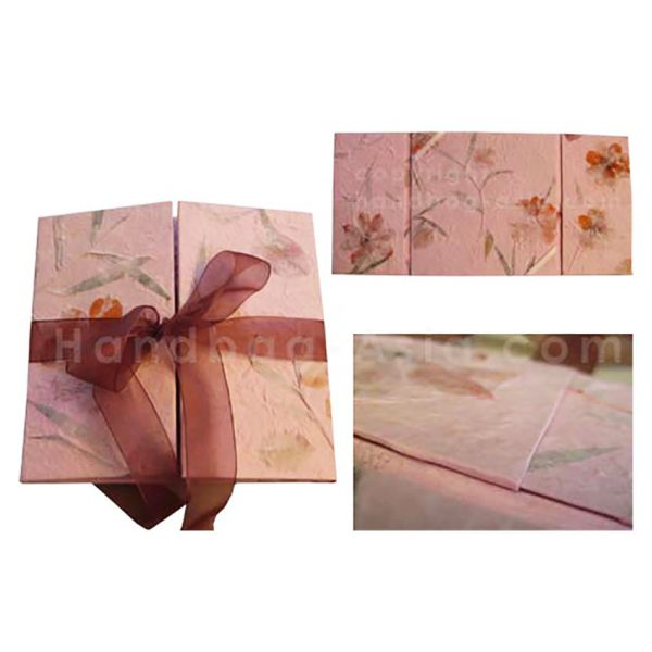 mulberry paper invitations