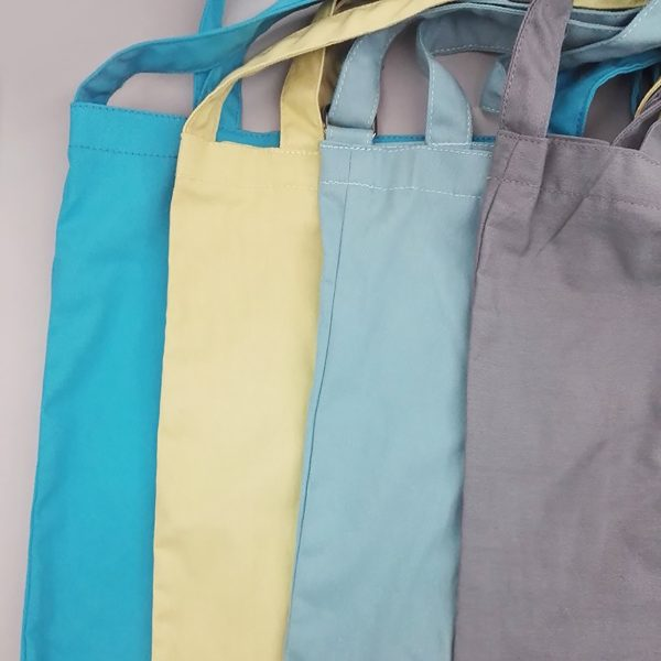 cotton bags with shoulder handle