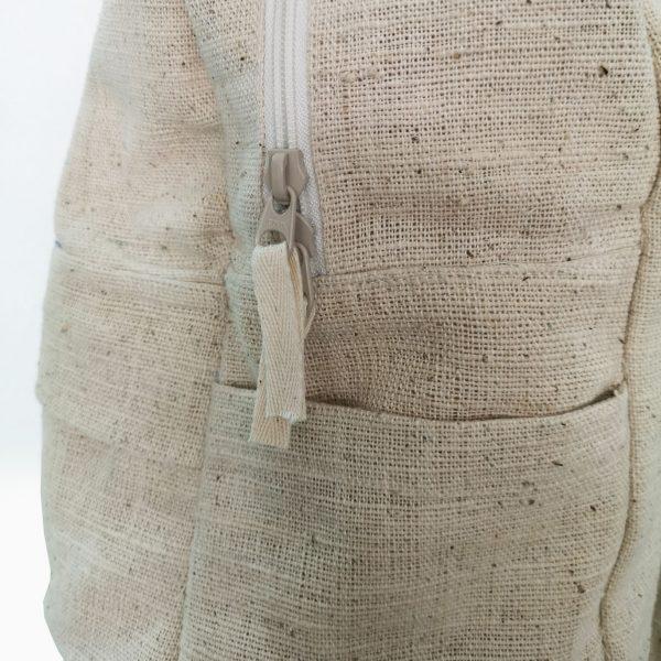 side bottle bag of backpack
