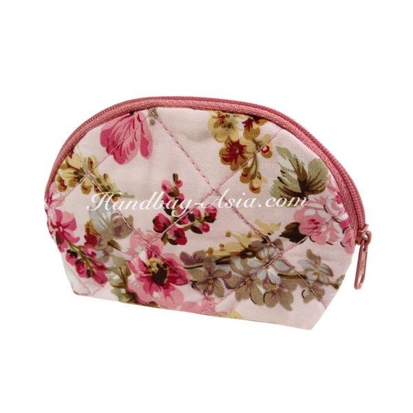 small thai cotton bag for cosmetics