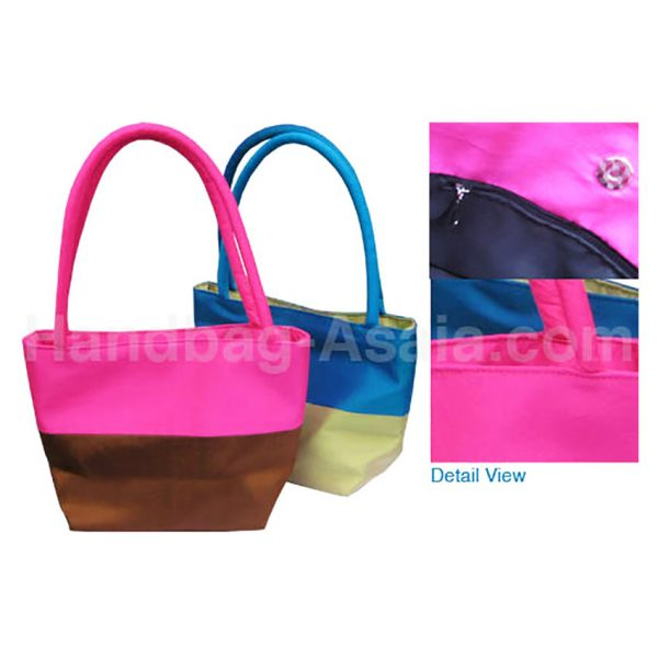 small Thai silk bags