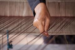 100% Thai silk factory