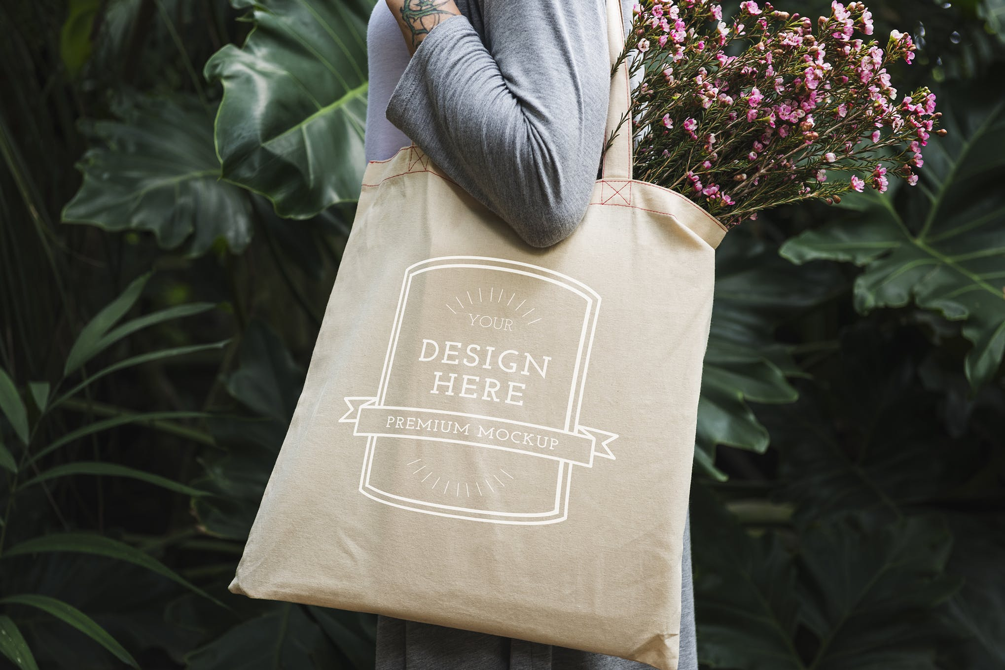 Stylish tote bags for wholesale