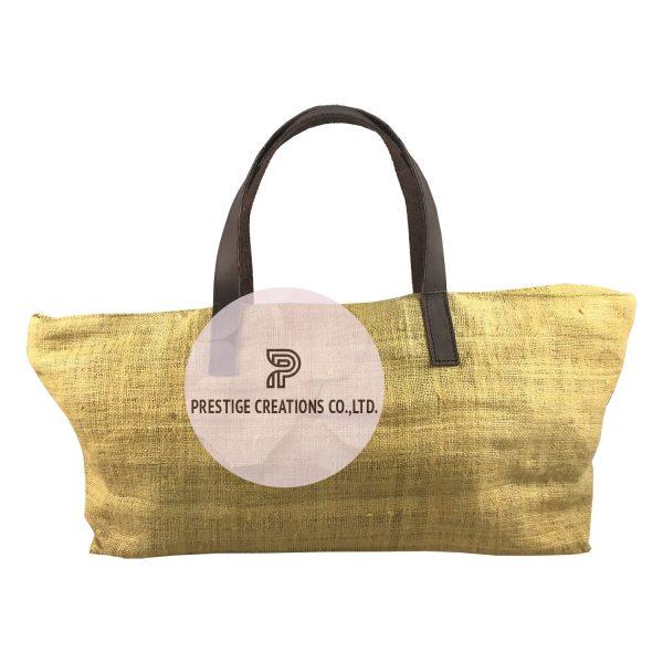 100% hemp handbag