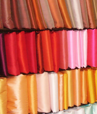 Thai silk fabrics wholesale