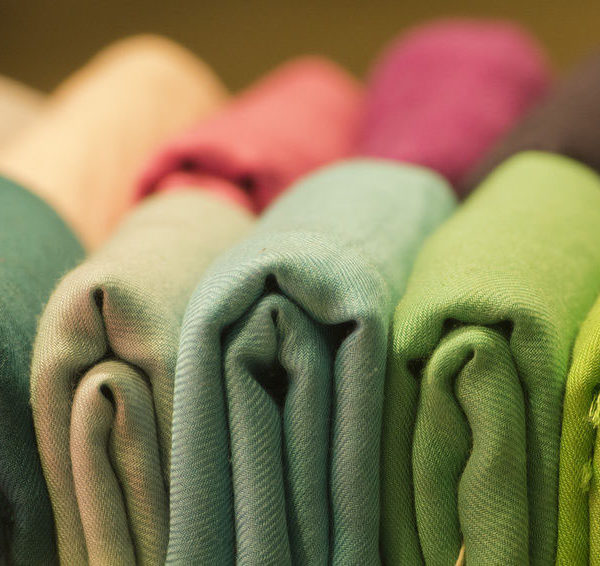 cotton fabrics from Chiang Mai