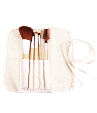 cotton brush bag