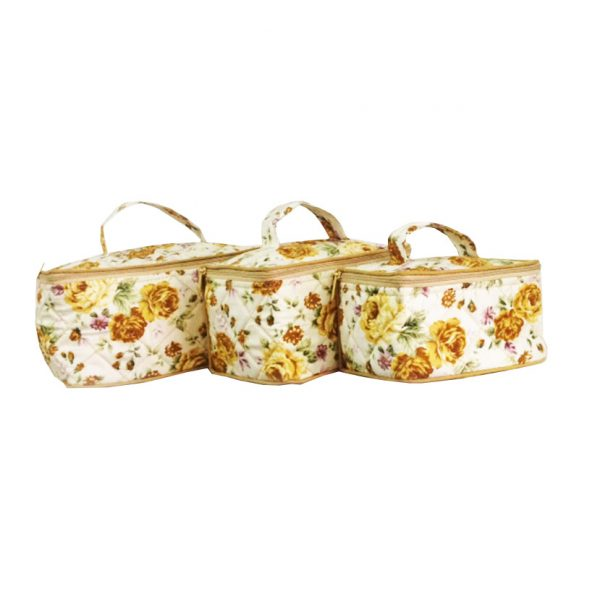 cotton toiletry bags