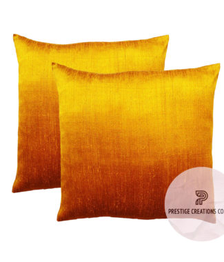 dupioni silk pillow cover from Chiang Mai, Thailand