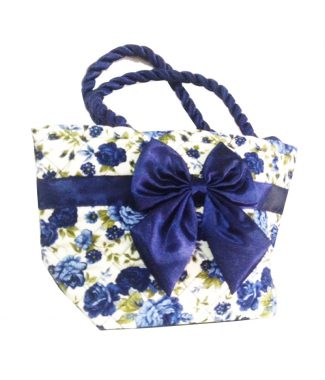 flower cotton handbags