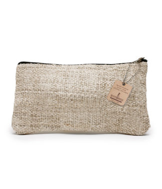 hemp bag for cosmetics