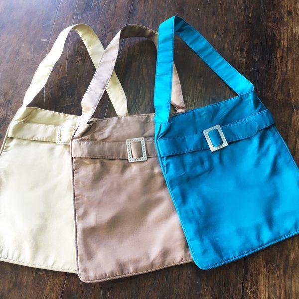 silk evening bags