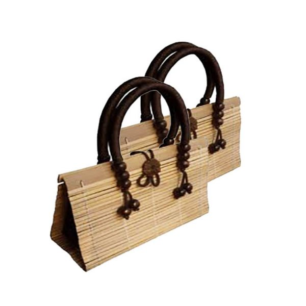 Thai Bamboo Handbag
