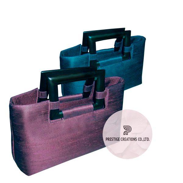 Thai silk handbags