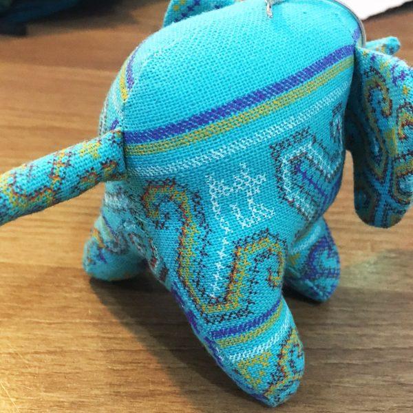 handmade cotton elephant