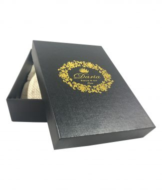 Foil stamped packaging box