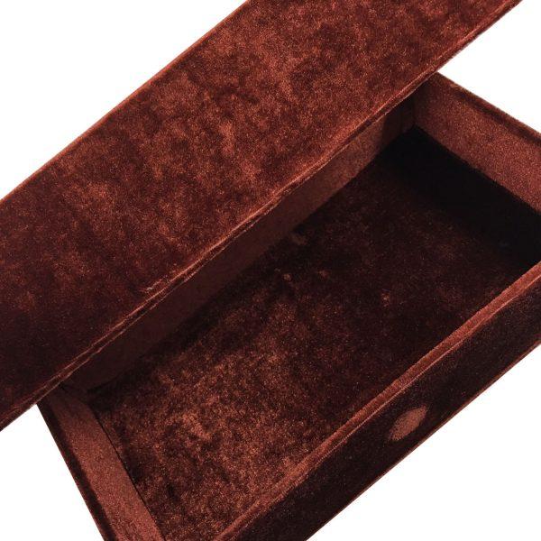 velvet magnet box