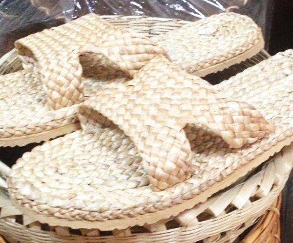 Natural Handmade Sandals