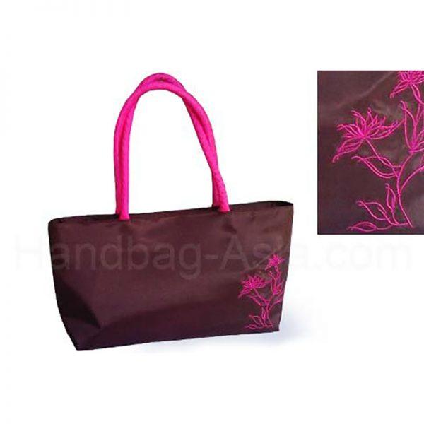embroidered silk handbags