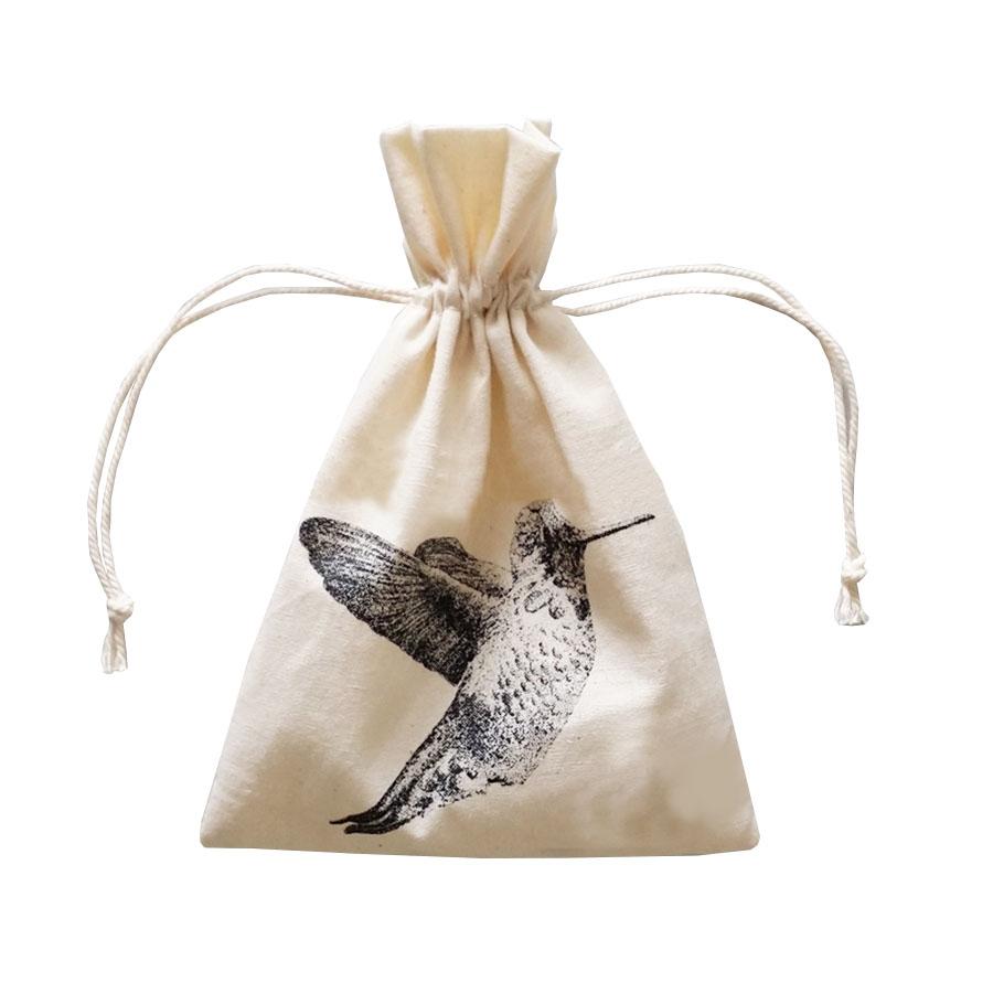 Thailand S Wholesale Printed Cotton Eco Drawstring Bag Source