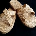 seagrass slipper for wholesale