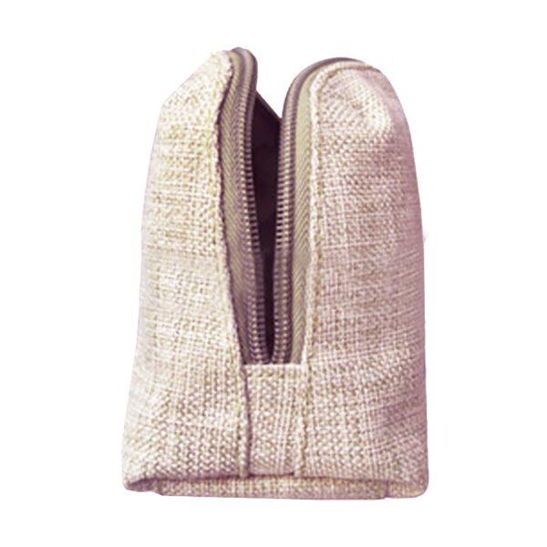 zippered custom eco bags