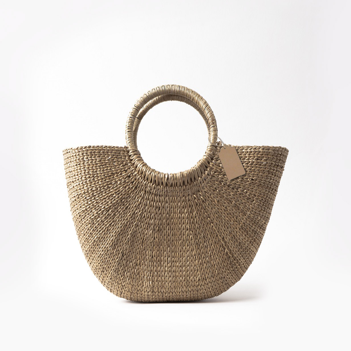 Handmade Rattan Bag From Thailand