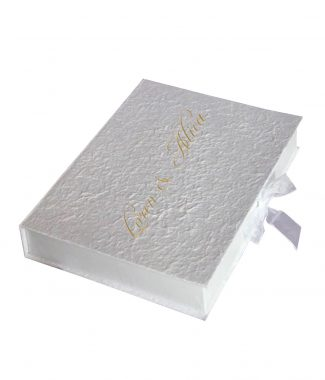wedding box mulberry paper wholesale