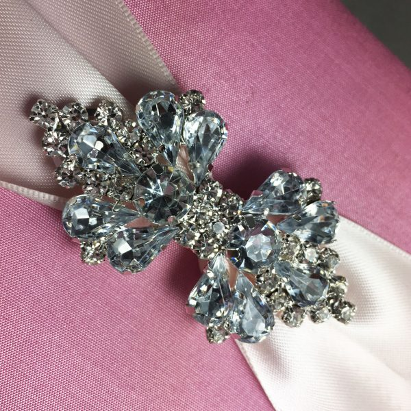wedding crystal brooch wholesale