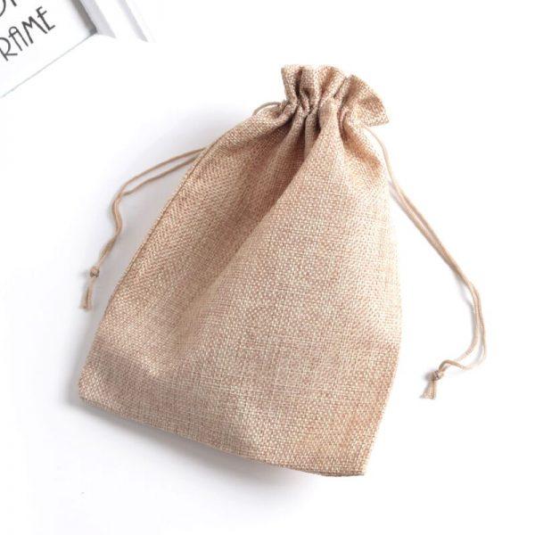 wedding drawstring bags