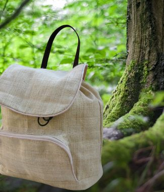 hemp backpack wholesale
