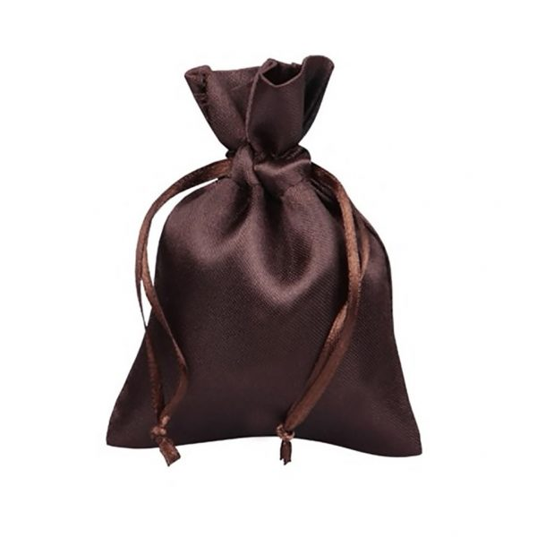 brown jewelry bags