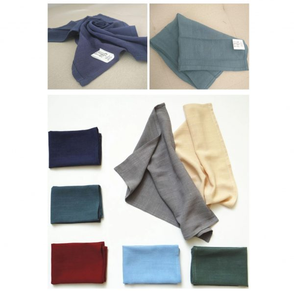100% cotton napkins