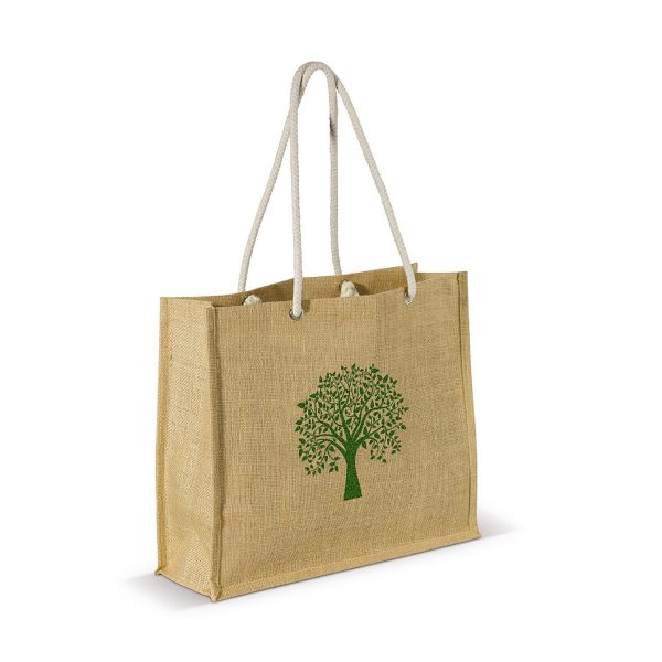 Jute grocery bags for grocery stores