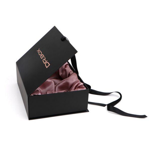 Luxury black boxes