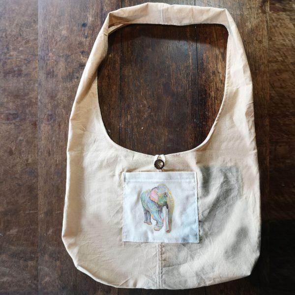 Thai monk bag