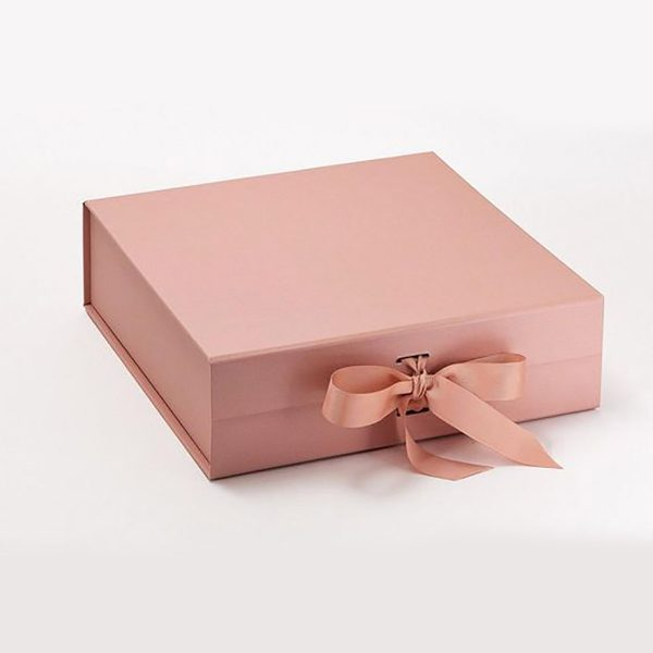 Wholesale Rosegold bridesmaid gift boxes
