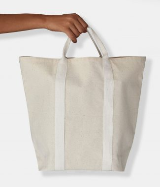 Quality canvas tote bag