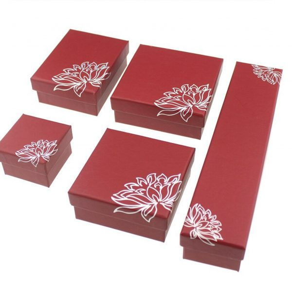 Printed luxury gift boxes