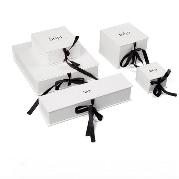 Luxury Handmade Paper Packaging Boxes