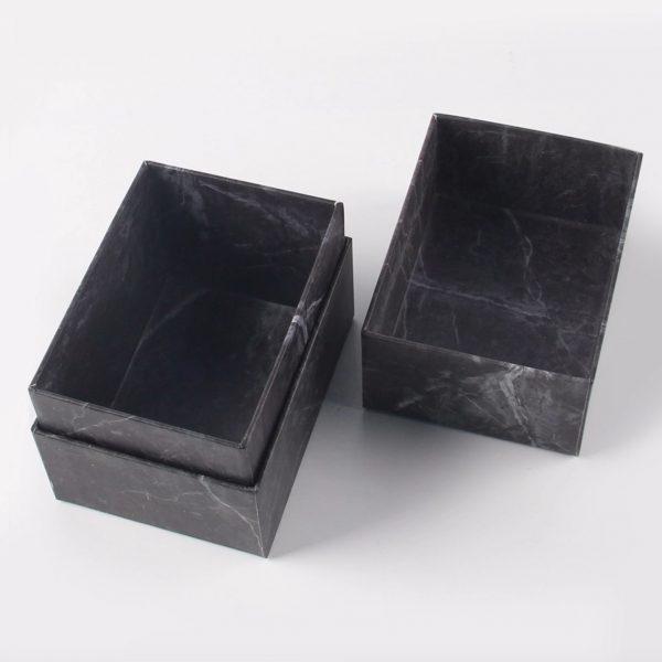 Luxury marble packaging box