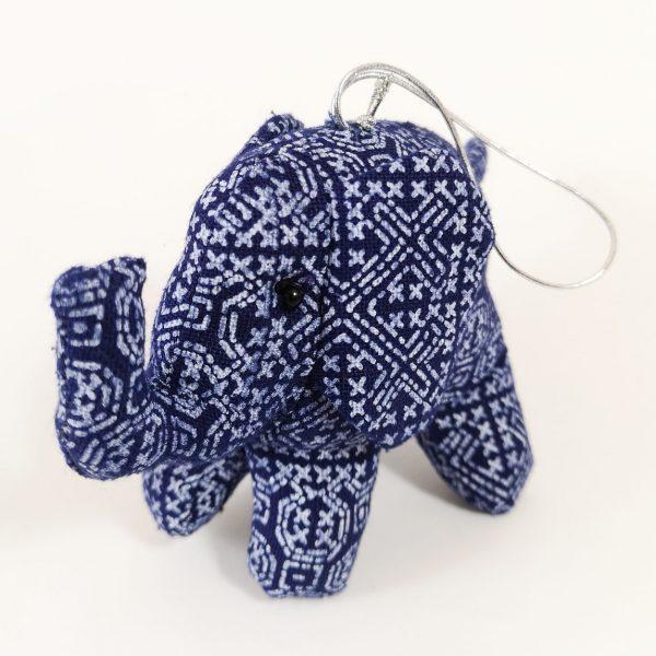 Thai cotton elephant