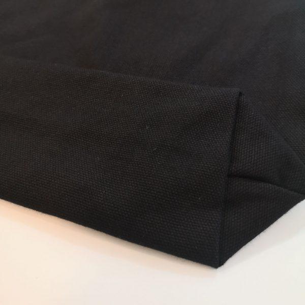Bottom part canvas bag