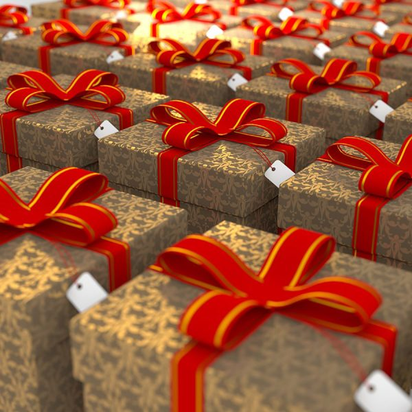 Custom printed wedding favor boxes
