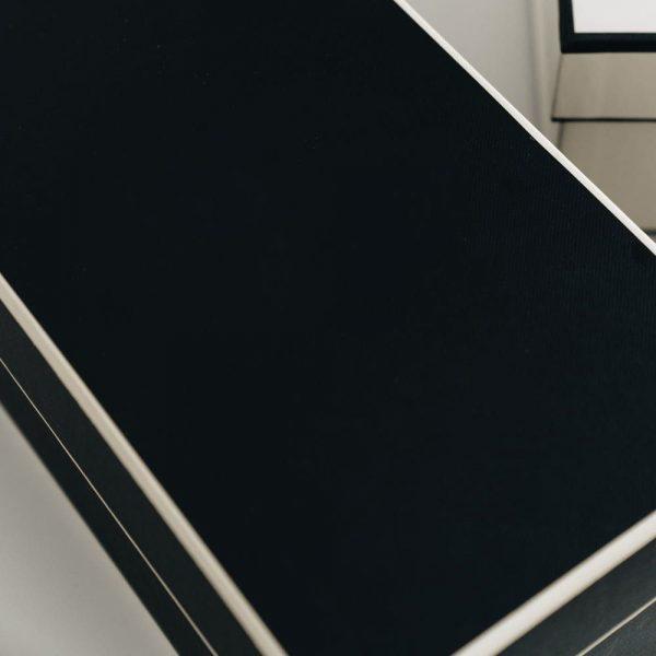 Luxury black gift box