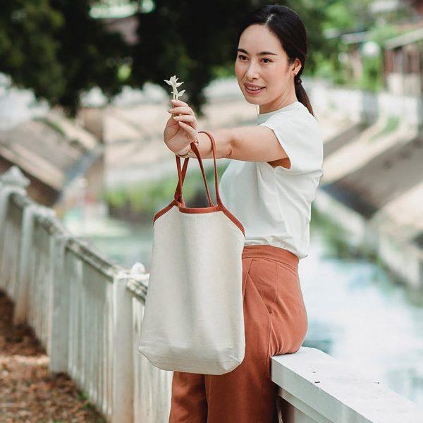 cool Thai cotton bag